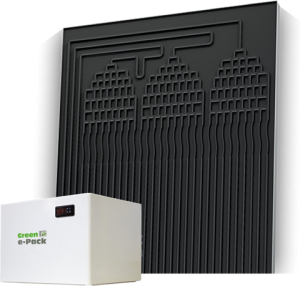 Green-e-Pack Energy Panel